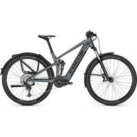 E-Bikes: Focus  Thron SQUARED 6.8 EQP Slate Grey