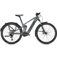 E-Bikes: Focus  Thron SQUARED 6.7 EQP