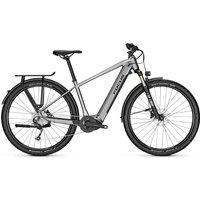 E-Bikes: Focus  Aventura SQUARED 6.7 Toronto Grey