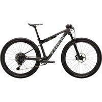 fahrrad/Mountainbikes: Trek  Supercaliber 9.8 Matte CarbonGloss  Black 2020 ML