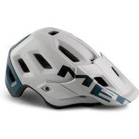Bekleidung/Helme: MET  Roam gray  matt L