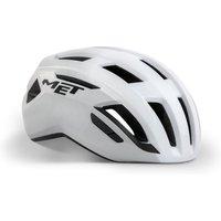 Bekleidung/Helme: MET Met Vinci MIPS Shaded White Glossy S 52-56 cm