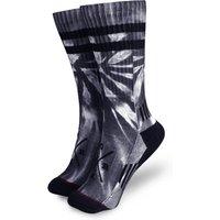 ausrüstung/Accessoires: Loose Riders  Socken Tie Dye Grey