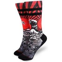 ausrüstung/Accessoires: Loose Riders  Socken Rising Sun