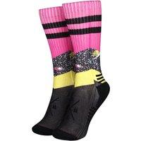 ausrüstung/Accessoires: Loose Riders  Socken Radical Pink