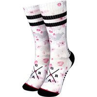 ausrüstung/Accessoires: Loose Riders  Socken Sakura grey