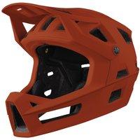 Bekleidung/Helme: IXS  Trigger FF MIPS helmet Burnt Orange M-L
