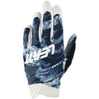 ausrüstung/Handschuhe: Leatt  Glove DBX 1.0 GripR Steel M