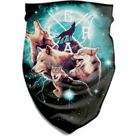 ausrüstung/Accessoires: Loose Riders  Tube Scarf Wolfpack