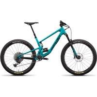 fahrrad: Santa Cruz  5010 CC X01 Loosely Blue 2021 S