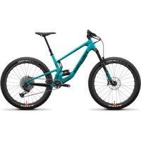 fahrrad: Santa Cruz  5010 CC X01 Reserve Loosely Blue 2021 M