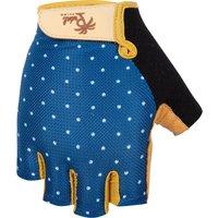 Bekleidung/Handschuhe: Pedal Palms  Kurzfingerhandschuh Polka L