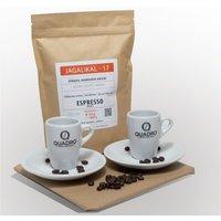 ausrüstung: Quadro Coffee  Espresso Geschenkset – ganze Bohne