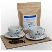 ausrüstung: Quadro Coffee  Kaffee Geschenkset - Ganze Bohne