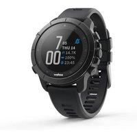 ausrüstung: Wahoo  ELEMNT RIVAL Multisport GPS Uhr Stealth Grau