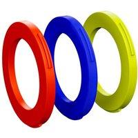 fahrradteile: Magura  Blenden-Ring Kit für Bremszange 2 Kolben Zange ab MJ2015 ( neon )