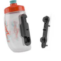 Fahrradteile: Fidlock  TWIST bottle 450 kids + bike base Clear