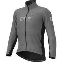 Bekleidung: ALE Alé Black Reflective Jacket Black M