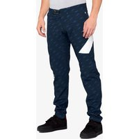 Bekleidung: 100percent 100% R-Core-X Limited DH Pant Navy  White 34