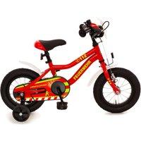 Fahrradteile: Bachtenkirch  Kinderfahrrad Kuma FEUERWEHR 12