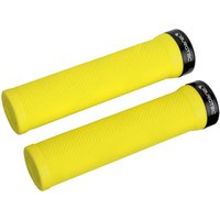 fahrradteile: Burgtec  The Bartender Grip Sunset Yellow
