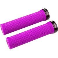 fahrradteile: Burgtec  The Bartender Grip Purple Rain