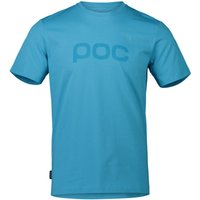 Bekleidung: POC  Tee Basalt Blue M