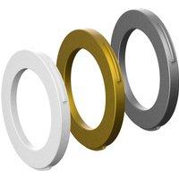 fahrradteile: Magura  Blenden-Ring Kit für Bremszange 2 Kolben Zange ab MJ2015 ( gold )