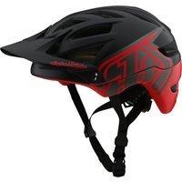 : Troy Lee Designs  A1 Helmet Mips Classic BlackRed SM