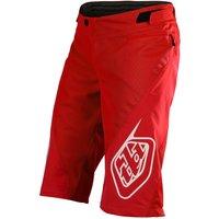 : Troy Lee Designs  Sprint Short Red 30