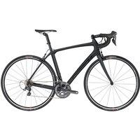 Fahrräder: Trek  Domane SLR 6 50cm MatteGloss  Black 2017
