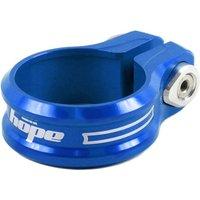 fahrradteile: HOPE Hope Seat Clamp - Bolt - Blue 31.8