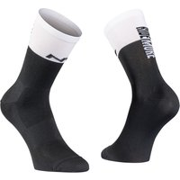 : Northwave  Work Less Ride More Sock BlackWhite L