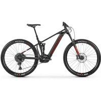 Fahrräder: Mondraker  Chaser + Black - Flame Red - White 2021 M