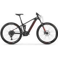 Fahrräder: Mondraker  Chaser 29 Black - Flame Red - White 2021 M