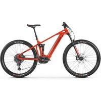 Fahrräder: Mondraker  Chaser + Flame Red - Black 2021 S