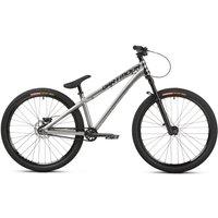 Fahrräder: Dartmoor  Two6Player Evo Silber 2021 Short