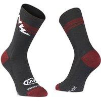 : Northwave  Extreme Winter High Sock BlackRed M