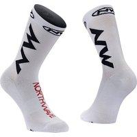 : Northwave  Extreme Air Sock WhiteBlackRed S