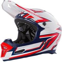 Bekleidung: O'Neal  FURY Helmet RAPID silver M (5758cm)