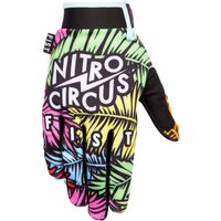 Bekleidung: FIST  Handschuh Nitro Circus Palms L