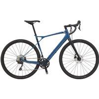 Fahrräder: GT Bicycles  Grade Carbon Elite Dusty Blue 2021 51 cm