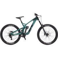 Fahrräder: GT Bicycles  Fury PRO Satin Jade w Black & Mint 2020 M