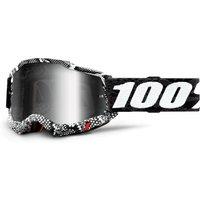 100% Accuri Gen2 goggle anti fog mirror lens Cobra unis