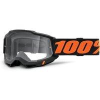 100% Accuri Gen2 goggle anti fog clear lens Chicago unis