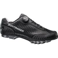 Bekleidung: Bontrager  Schuhe Foray Men's 47 Black