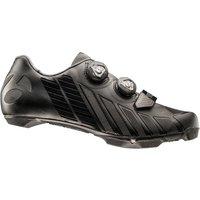 Bekleidung: Bontrager  Schuhe XXX MTB 47 Black