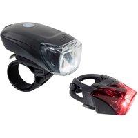 fahrradteile: RFR  Beleuchtungsset TOUR 35 USB