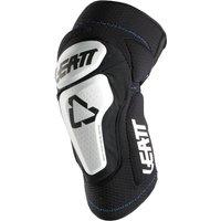 Bekleidung: Leatt  Knee Guard 3DF 6.0 white SM