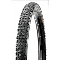 fahrradteile: Maxxis  Aggressor Dual TLR DD 275 x 230 Faltreifen